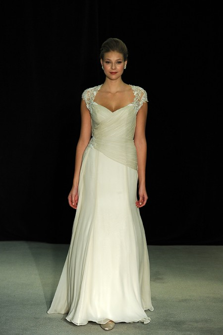 Lamour Wedding Dress - Anne Barge Black Label Fall 2014 Collection