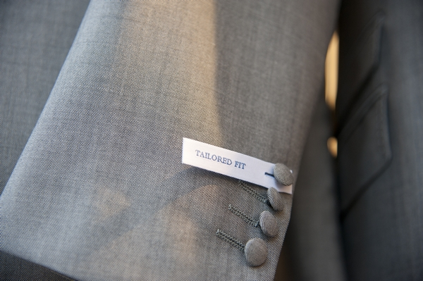 Tailored fit suit from Stephen Bishop Suiting