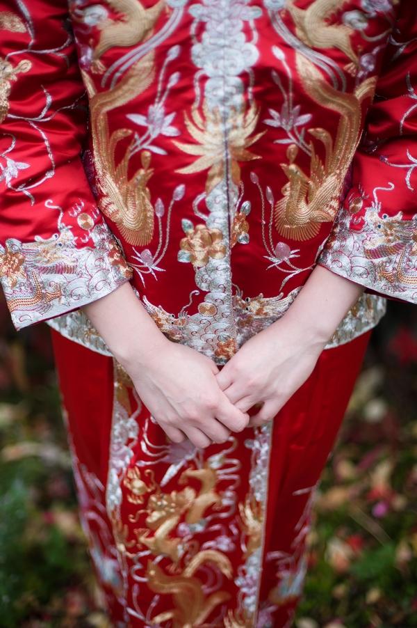 Detail on Chinese Kwa