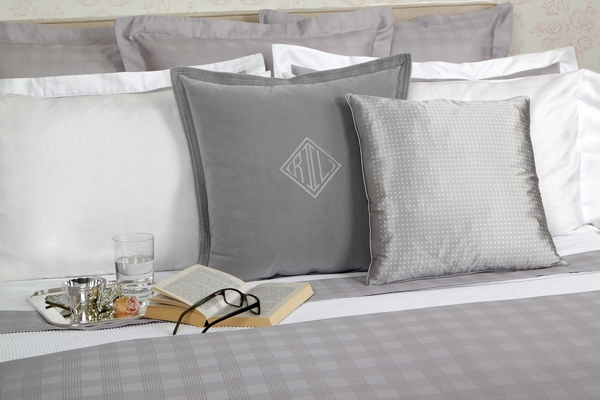 Bed linen from AMARA Wedding Gift Lists
