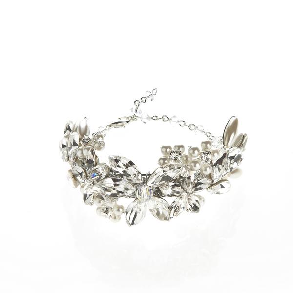 Geraldine Cuff Bracelet £115
