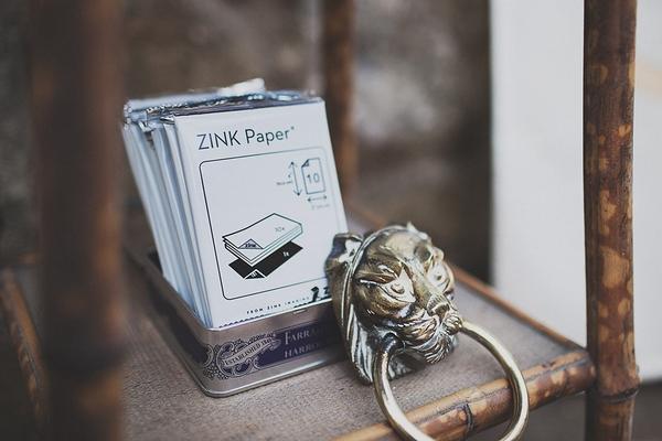 Zink paper