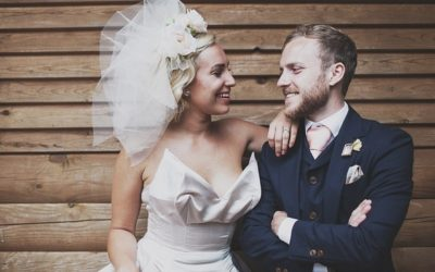 A Wedding with the Sex and the City Vivienne Westwood Dress
