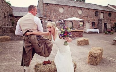 Should You Wear a Kilt to Your Wedding?
