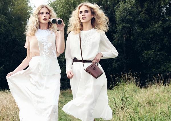 A 'Last Days of Summer' Bridal Shoot