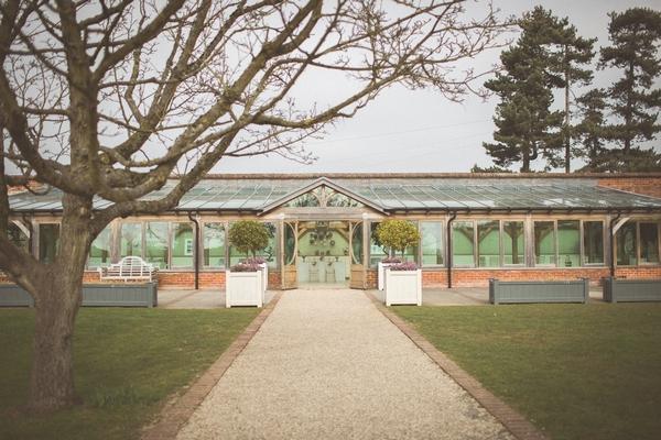 Gaynes Park orangery