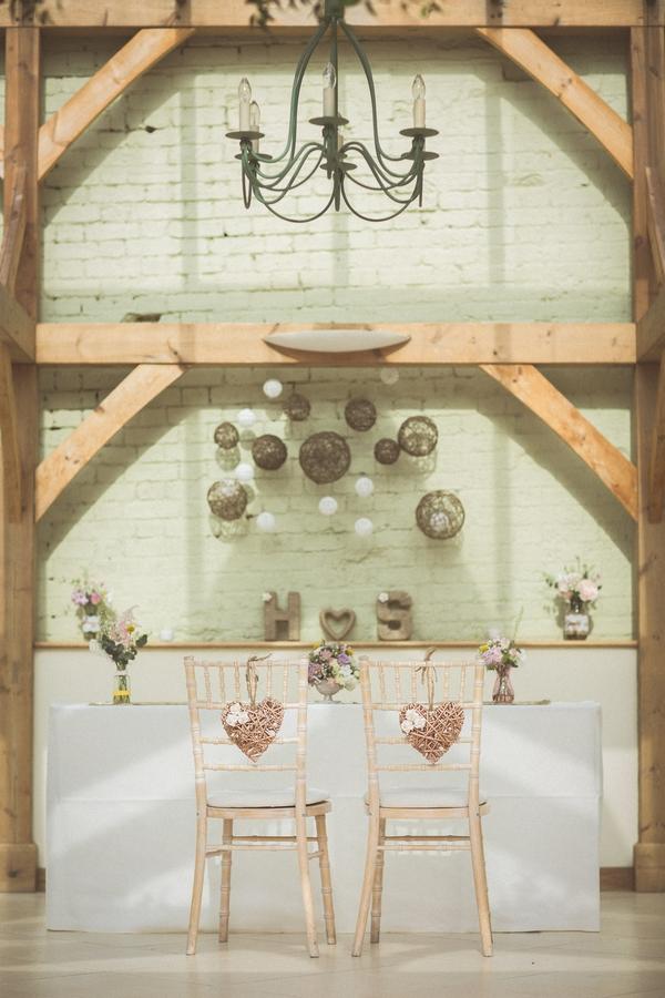 Altar in Gaynes Park orangery