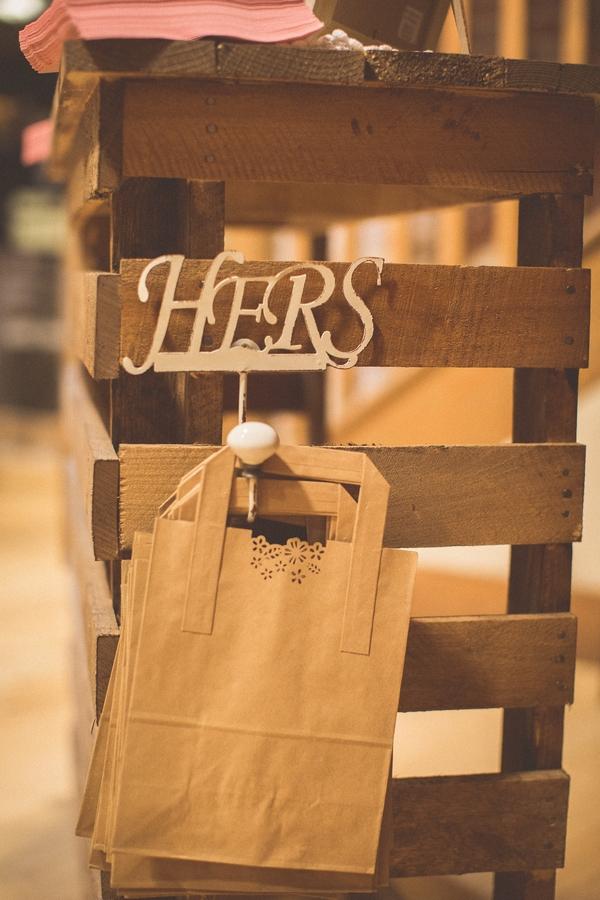 Hers bag hook