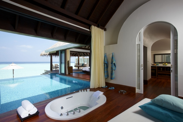 Anantara Kihavah, Maldives - Mr and Mrs Smith