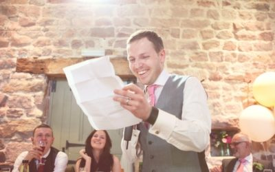 Getting to Know – The Wedding Speech Expert