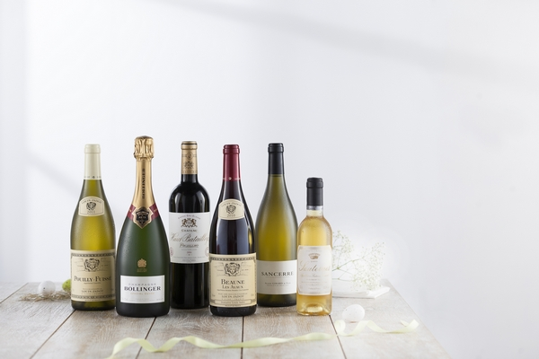 Choosing Your Wedding Wine