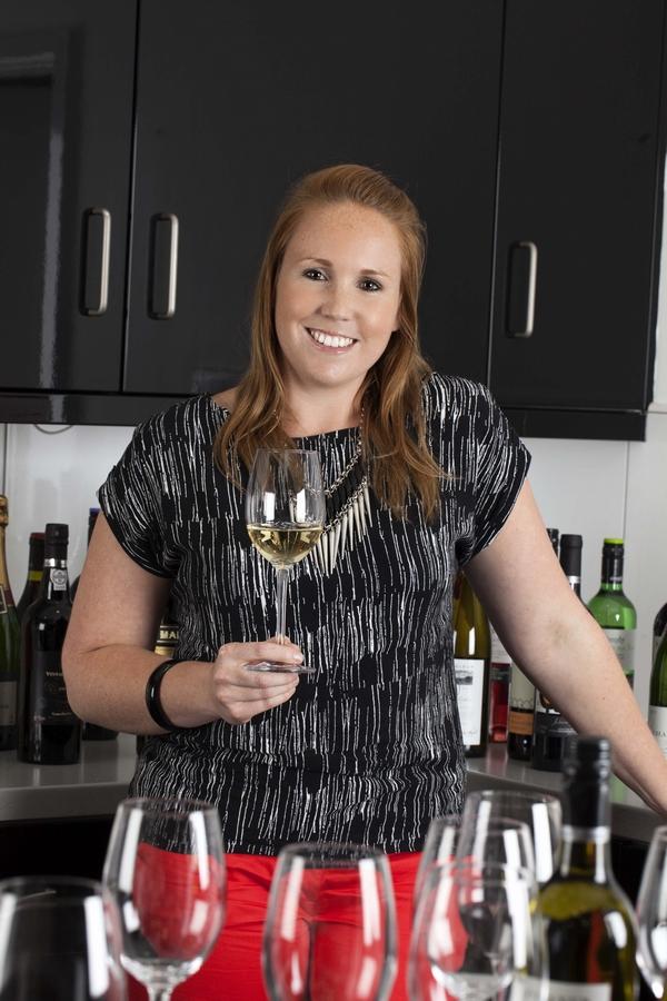 Jo Mansell - Tesco Wine Advisor