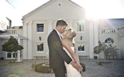 A Vineyard Wedding in South Africa