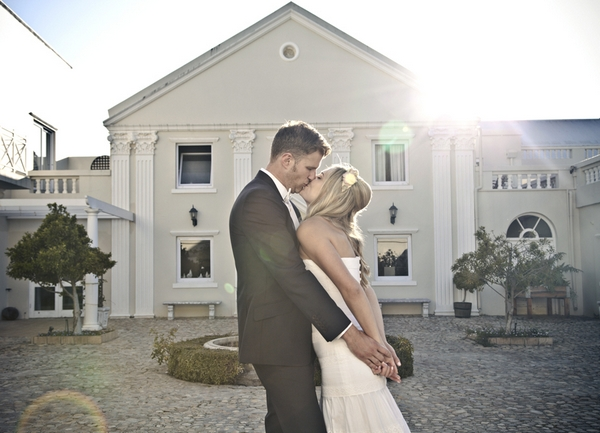 A Vineyard Wedding in South Africa