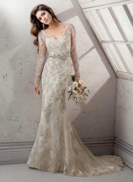 Anastasia Wedding Dress - Sottero and Midgley Fall 2014 Bridal Collection