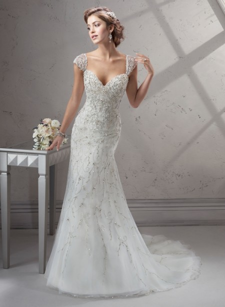 Cayleigh Wedding Dress - Sottero and Midgley Fall 2014 Bridal Collection