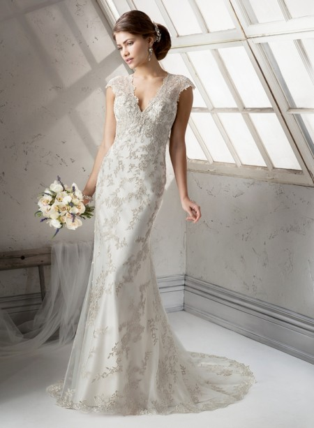 Clementine Wedding Dress - Sottero and Midgley Fall 2014 Bridal Collection