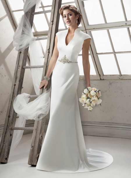 Constance - Sottero and Midgley Fall 2014 Collection