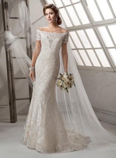 Dakota Wedding Dress - Sottero and Midgley Fall 2014 Bridal Collection