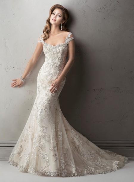 Ettiene Wedding Dress - Sottero and Midgley Fall 2014 Bridal Collection