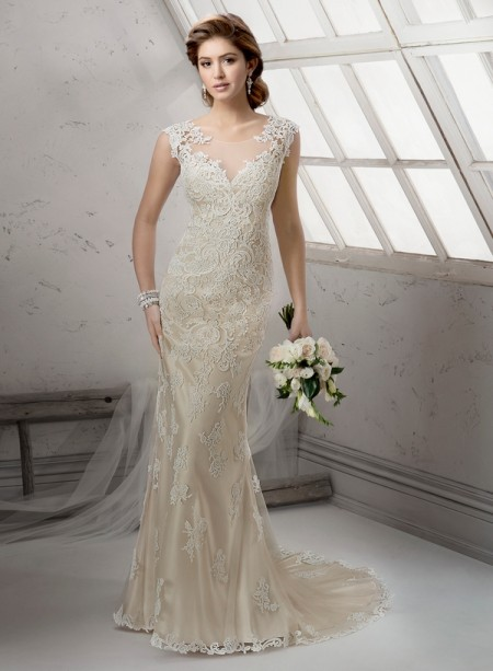 Francine Wedding Dress - Sottero and Midgley Fall 2014 Bridal Collection