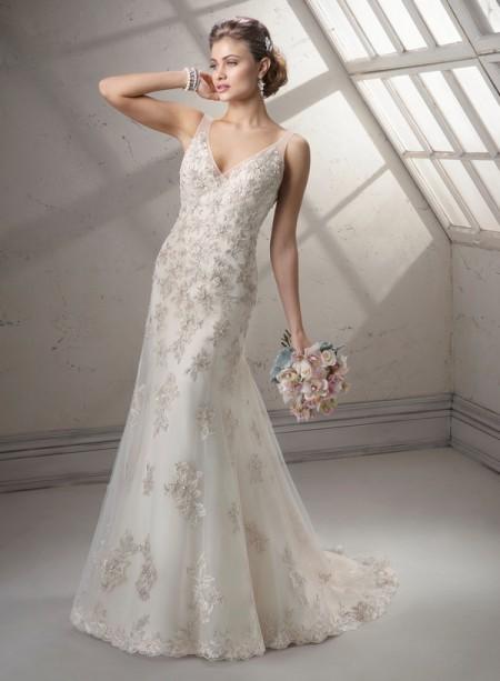Hampton Wedding Dress - Sottero and Midgley Fall 2014 Bridal Collection