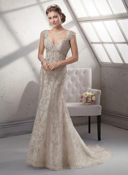 Irena Wedding Dress - Sottero and Midgley Fall 2014 Bridal Collection
