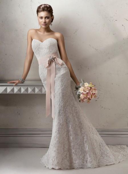 Jennifer Wedding Dress - Sottero and Midgley Fall 2014 Bridal Collection