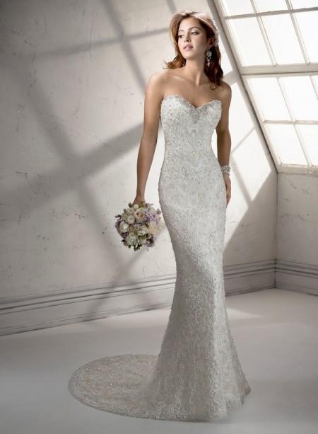 Lanie Wedding Dress - Sottero and Midgley Fall 2014 Bridal Collection
