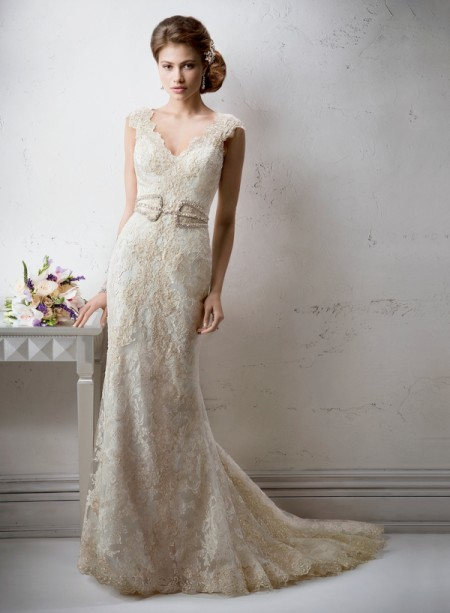 Marisol Wedding Dress - Sottero and Midgley Fall 2014 Bridal Collection
