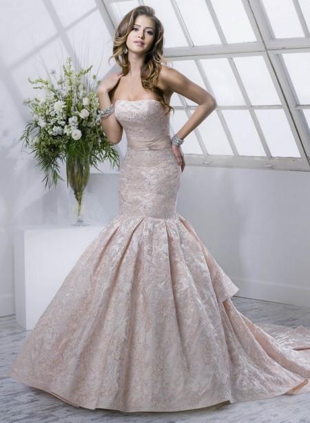 Mason Wedding Dress - Sottero and Midgley Spring 2014 Bridal Collection
