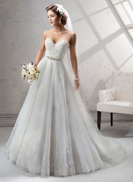 Noreen Wedding Dress - Sottero and Midgley Fall 2014 Bridal Collection
