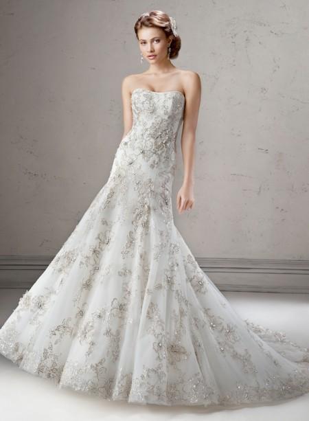 Regence Wedding Dress - Sottero and Midgley Fall 2014 Bridal Collection
