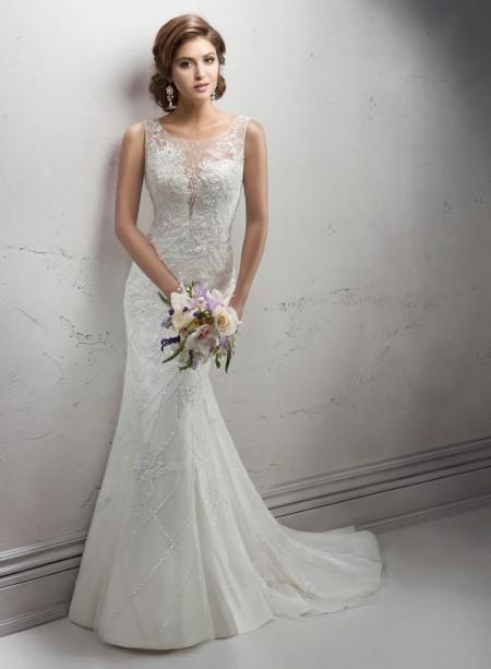 Shanene Wedding Dress - Sottero and Midgley Fall 2014 Bridal Collection