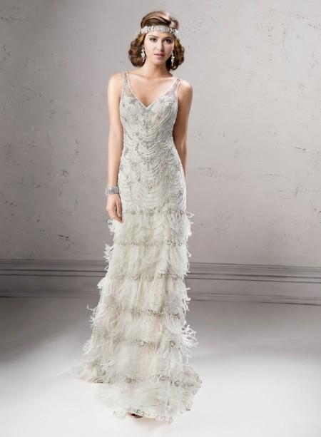 Shauna Wedding Dress - Sottero and Midgley Fall 2014 Bridal Collection