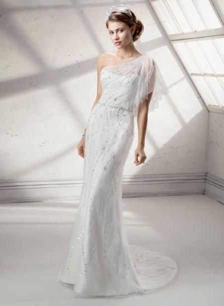 Skye Wedding Dress - Sottero and Midgley Fall 2014 Bridal Collection