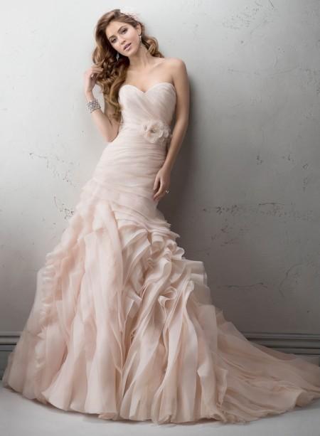 Sorrento Wedding Dress - Sottero and Midgley Fall 2014 Bridal Collection