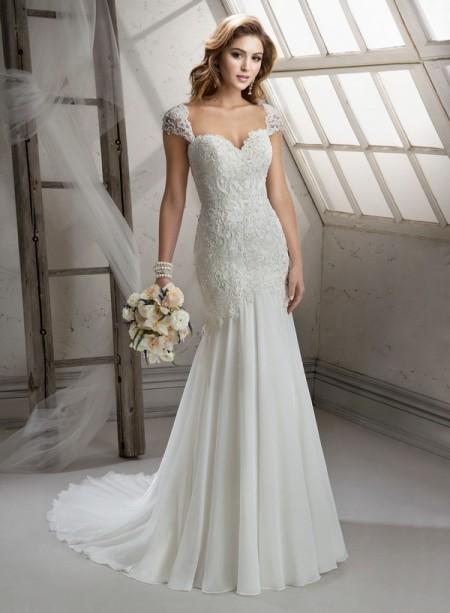 Summer Wedding Dress - Sottero and Midgley Fall 2014 Bridal Collection