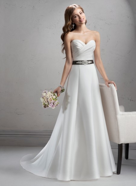 Tanner Wedding Dress - Sottero and Midgley Fall 2014 Bridal Collection