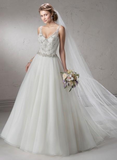 Tanya Wedding Dress - Sottero and Midgley Fall 2014 Bridal Collection