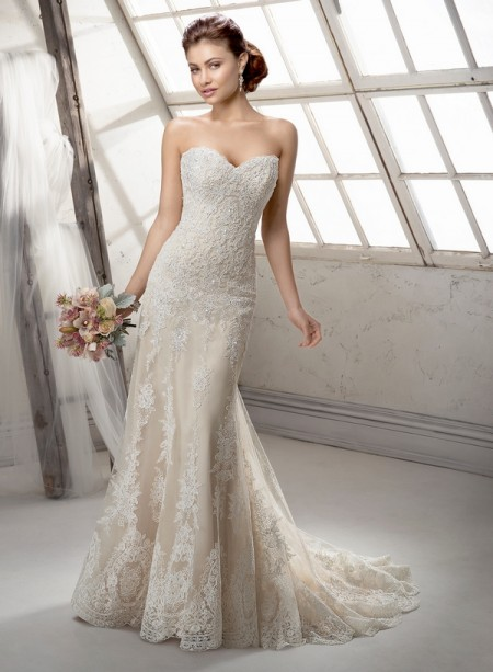 Viera Wedding Dress - Sottero and Midgley Fall 2014 Bridal Collection
