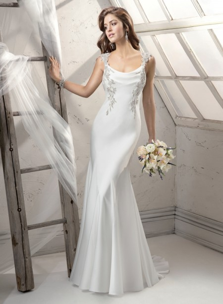 Viola Wedding Dress - Sottero and Midgley Fall 2014 Bridal Collection
