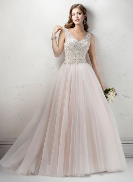 Whitney Marie Wedding Dress - Sottero and Midgley Fall 2014 Bridal Collection