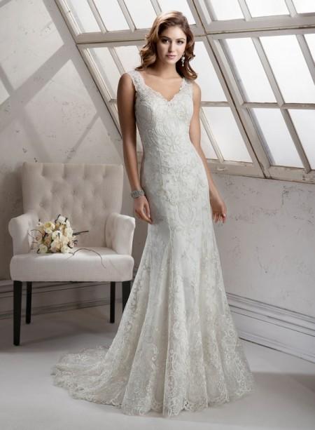 Yara Wedding Dress - Sottero and Midgley Fall 2014 Bridal Collection