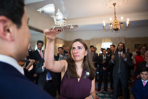 Greek wedding tradition