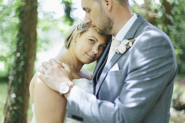 A Vow Renewal at Deer Park Country House Hotel