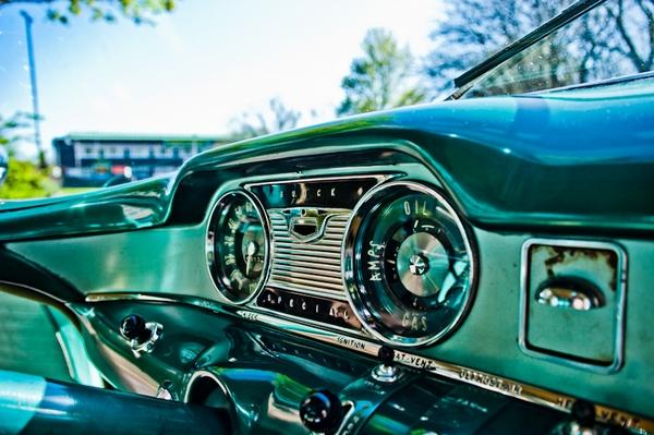 Inside Buick
