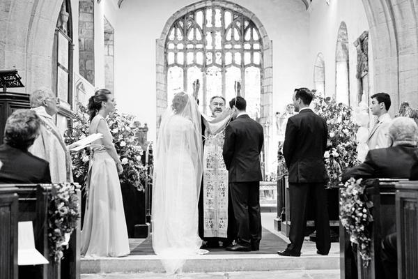 Greek wedding ceremony