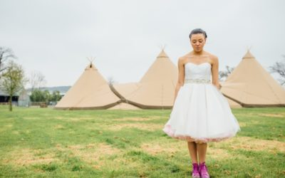 Tipi Wedding Styling Ideas
