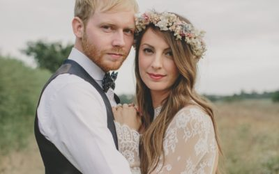 A Woodland Wedding at Scraptoft Hill Farm